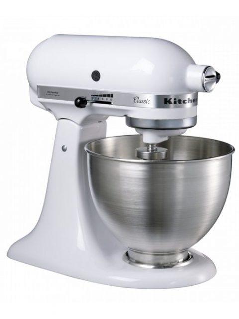 Nummer 1: KitchenAid mixer