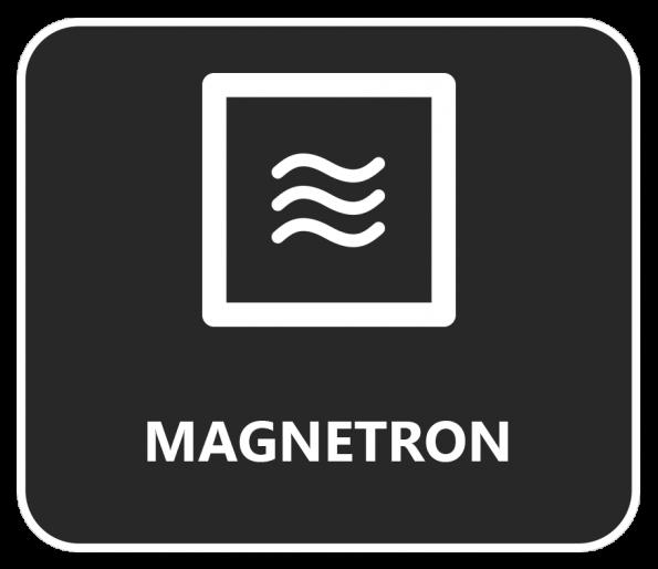 Symbool magnetron