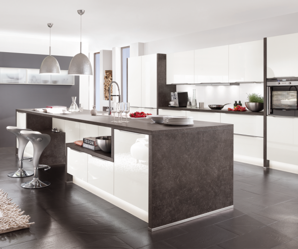 Inspiratie 10x grijs in jouw keuken blog by - Keuken rustieke grijze ...