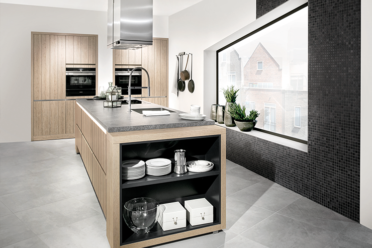 Keuken Zwart Stoere : Keuken stoer robuust. excellent best landelijk interieur with